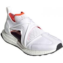 Adidas by Stella McCartney Zapatillas corte láser mujer tejido técnico blanco