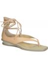 Stella McCartney zapatillas correa de las mujeres en rosa claro vegano