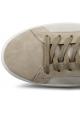 Zapatillas de deporte para hombre Hogan H302 en piel serraje beige