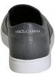 Antideslizantes para el deporte de Dolce & Gabbana hombre en cuero gris