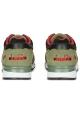 Zapatillas Diadora N9000 para hombre en gamuza caqui