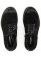 Dolce & Gabbana con cordones para hombres en piel de becerro negra