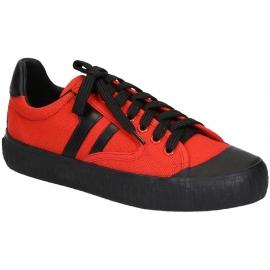 Zapatillas bajas de Céline para mujer en lona roja