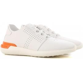 Zapatillas bajas de Tod's para mujer en piel blanca