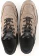 Hogan INTERACTIVE Zapatillas de hombre marrón claro en piel nobuck.
