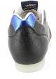 Serafini zapatillas de deporte de cuero negro