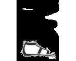 Sandalias planas Prada